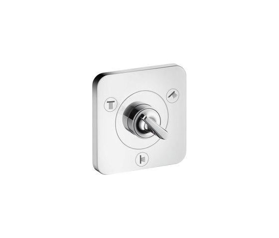 AXOR Citterio E Trio/Quattro shut-off/diverter valve for concealed installation 12 x 12 by AXOR   Shower controls