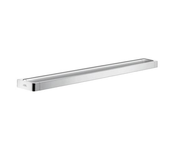 AXOR Universal Accessories Rail/Bath towel holder 800mm by AXOR | Towel rails