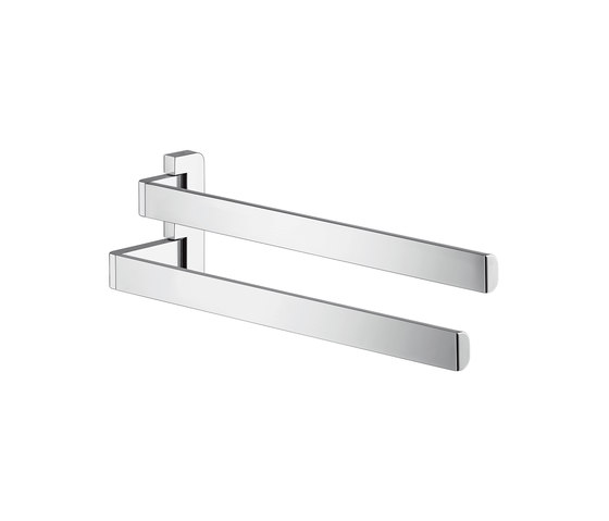 AXOR Universal Accessories Double towel holder by AXOR | Towel rails