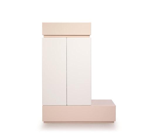 2D Wardrobe di GAEAforms | Mobili contenitori