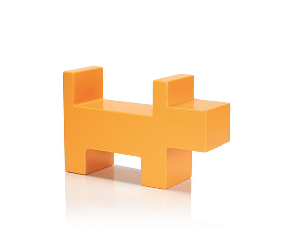 Dogbox by GAEAforms   Kids stools