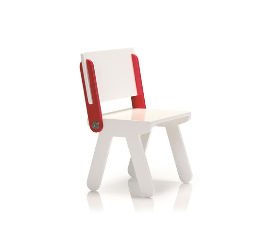 Milky Chair S by GAEAforms | Kids chairs