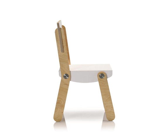 Milky Chair M by GAEAforms | Kids chairs