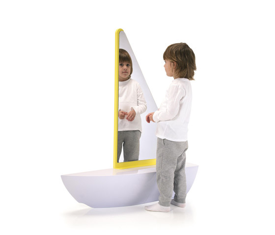 Sailboat de GAEAforms | Miroirs
