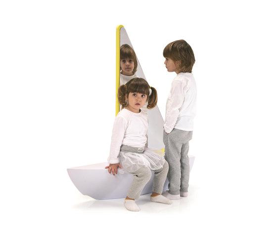 Sailboat de GAEAforms   Miroirs