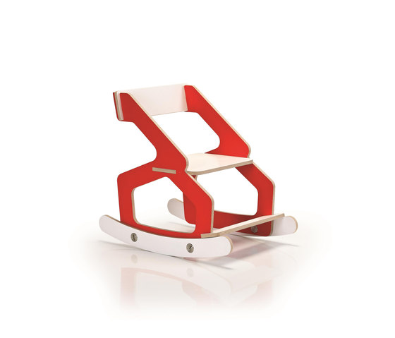 Tip Toe Rock by GAEAforms | Kids chairs