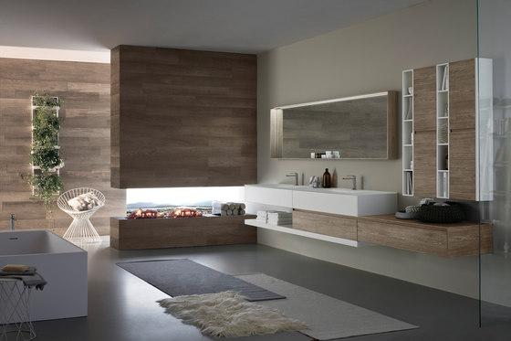 My nyu 01 armadietti parete idea group architonic - Aqua mobili bagno ...