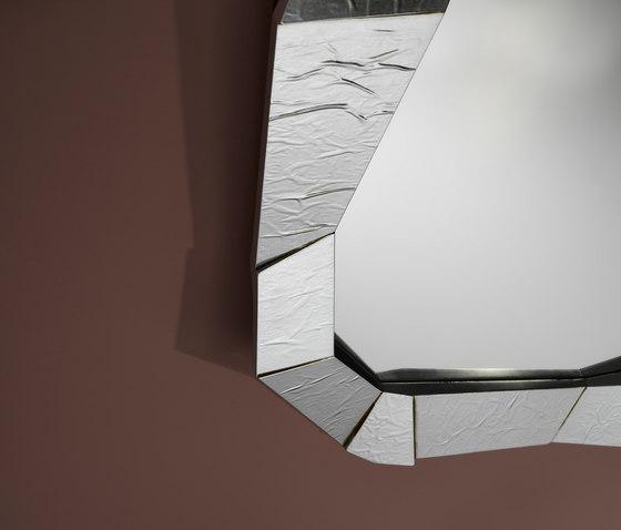 Shift silver di Deknudt Mirrors | Specchi