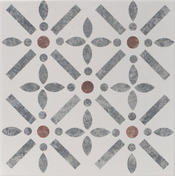 Cementine Patch-07 de Valmori Ceramica Design   Baldosas de cerámica