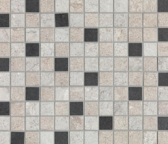 Blend Stone | Mosaic F de TERRATINTA GROUP | Mosaïques céramique