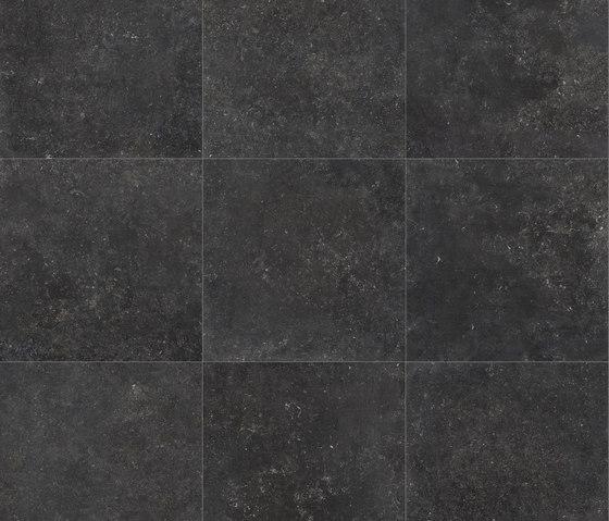 Blues nero piastrelle mattonelle per pavimenti ceramica magica architonic - Piastrelle bagno texture ...