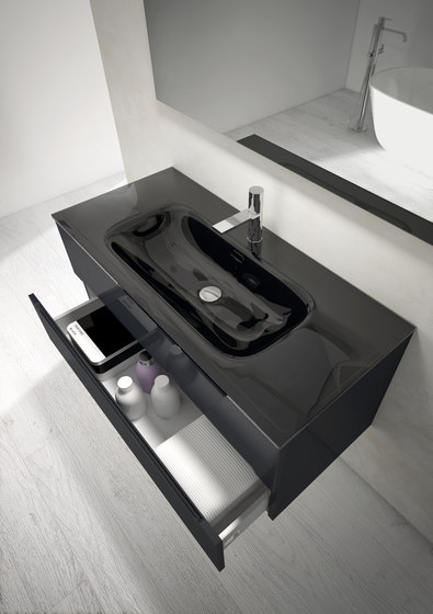 Smyle 04 by Idea Group | Wash basins