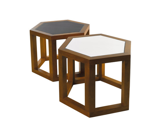 The Art Collection Table by Valmori Ceramica Design | Side tables
