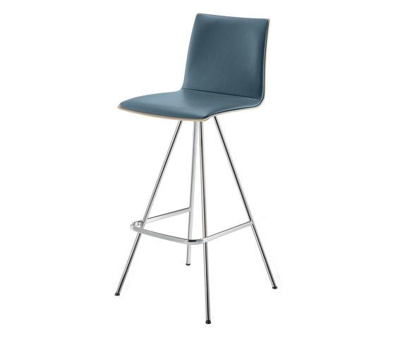 fina bar 6421 by Brunner | Bar stools