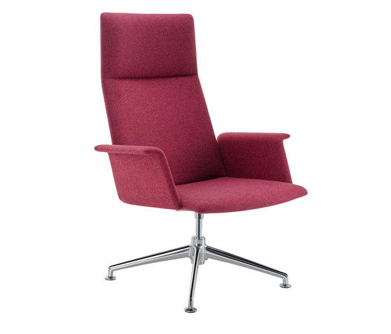 fina lounge 6744/AG by Brunner   Armchairs