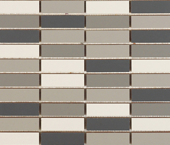 Home Mosaico grey by APE Grupo | Ceramic mosaics