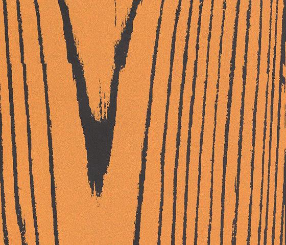 Uonuon black positive arancio by 14oraitaliana | Ceramic tiles