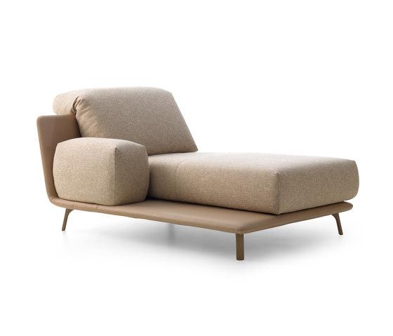 Paleta di Leolux | Chaise longue