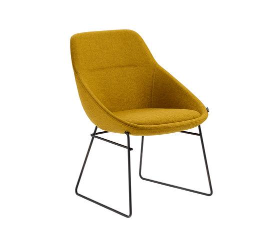 Ezy chair von OFFECCT | Besucherstühle