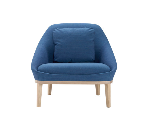 Ezy easy chair by OFFECCT | Armchairs