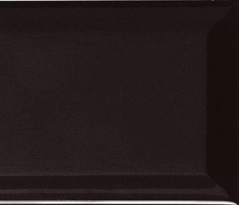Metro Biselado negro brillo von APE Grupo | Keramik Fliesen