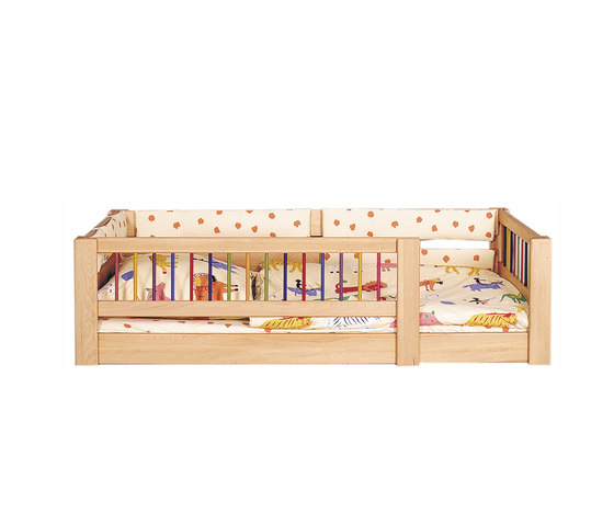 Kubu toddler bed DBA-207.6 by De Breuyn | Infant's beds