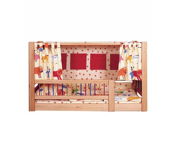Kubu toddler bed DBA-207.6 de De Breuyn   Camas de niños / Literas