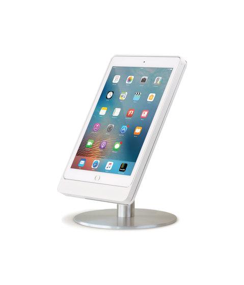 Eve table base for iPad di Basalte | Terminal informativi