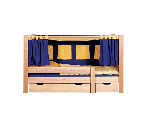 Trax toddler's poster bed de De Breuyn | Camas de niños / Literas