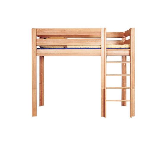 Trax game loft bed de De Breuyn | Camas de niños / Literas