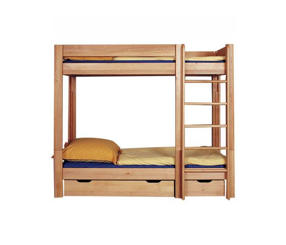 Trax Trax Bunk Bed de De Breuyn | Camas de niños / Literas