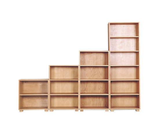 Cabinet Combination 02 by De Breuyn | Kids storage furniture