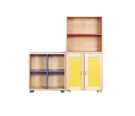 Cabinet Combination 03 di De Breuyn | Contenitori infanzia