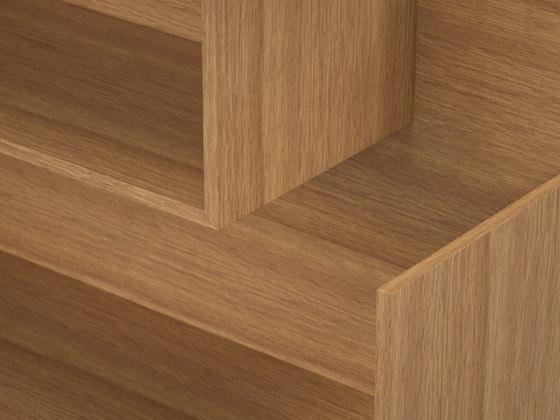 shift shelf regalmodule von new tendency architonic. Black Bedroom Furniture Sets. Home Design Ideas