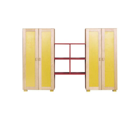 Cabinet Combination 07 de De Breuyn | Muebles de almacenaje
