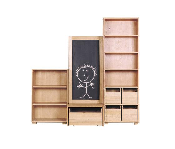 Cabinet Combination 11 di De Breuyn | Contenitori infanzia