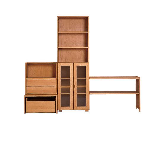 Cabinet Combination 14 di De Breuyn | Contenitori infanzia