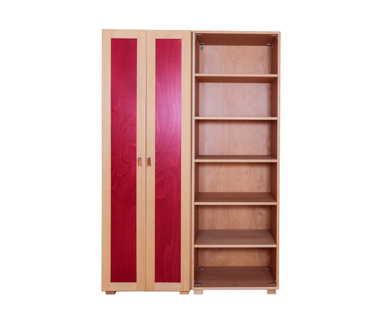 Cabinet Combination 16 de De Breuyn | Armarios / Estanterías para niños
