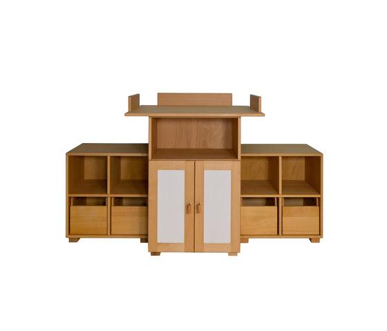 Cabinet Combination 19 di De Breuyn | Contenitori infanzia