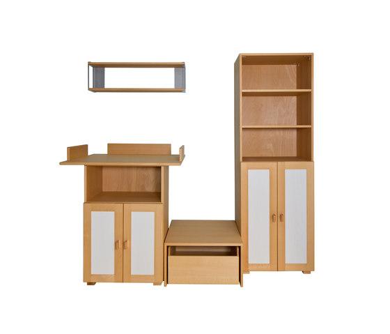 Cabinet Combination 22 de De Breuyn | Zona para niños