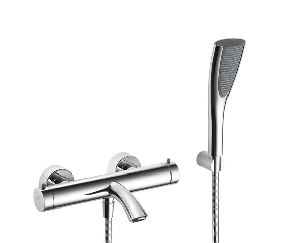 KWC ZOE Thermostat|Fixed spout by KWC | Shower controls