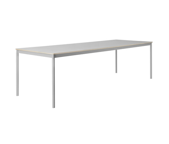 Base Table | large de Muuto | Mesas comedor