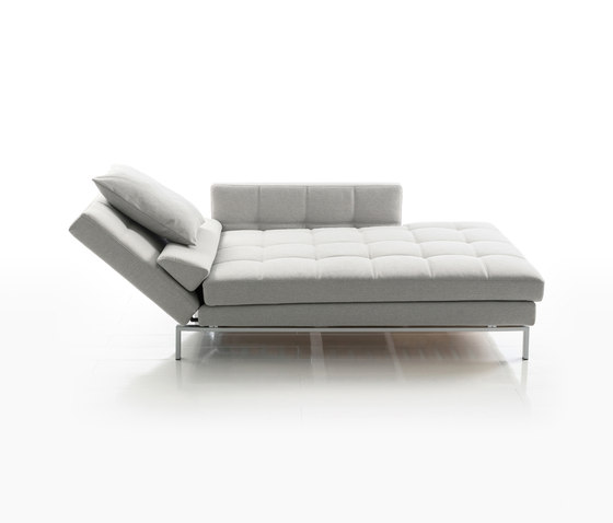 amber chaise longue by Brühl | Chaise longues