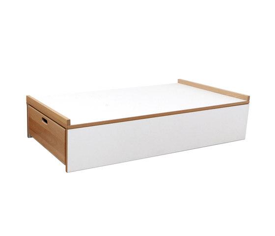 Single sleeping platform by De Breuyn | Kids beds