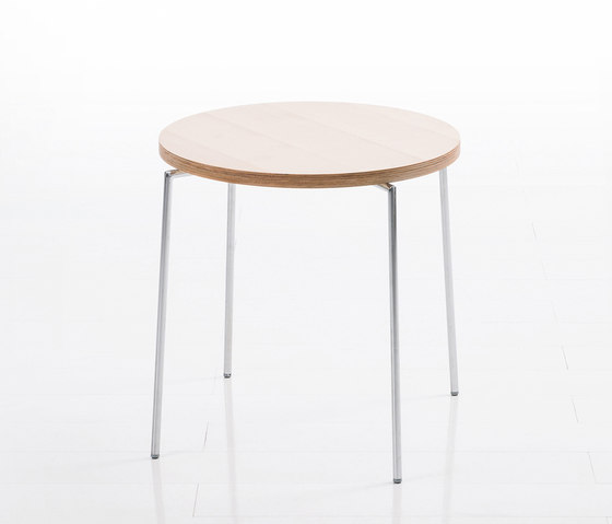 les copains table by Brühl | Dining tables