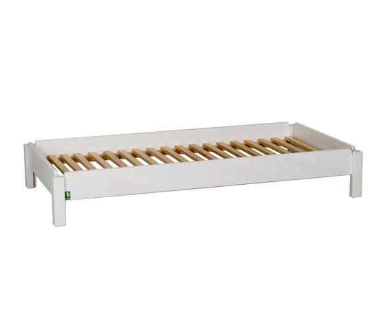 lit empilable naturel dbf 156 01 lits enfant de de breuyn architonic. Black Bedroom Furniture Sets. Home Design Ideas