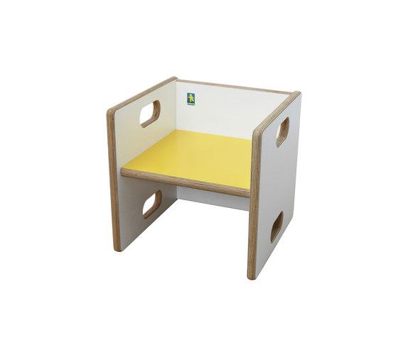 Convertible Chair   DBF-813-58 de De Breuyn | Zona para niños