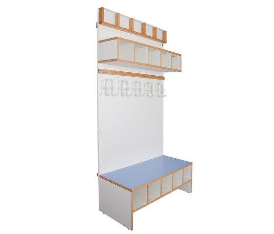 Wardrobe Furniture Modul  DBF-415 de De Breuyn | Vestidores niños