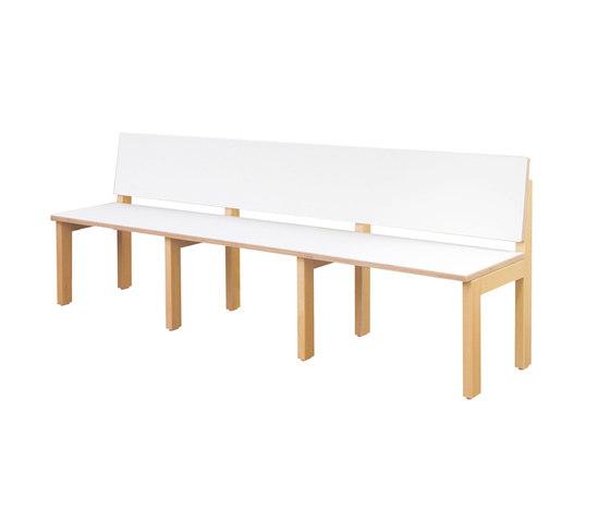 Corner Seat Modul  DBF-832 di De Breuyn | Panche infanzia