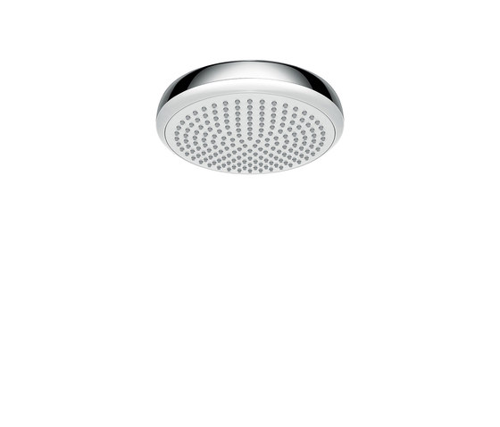 hansgrohe Crometta 160 1jet overhead shower by Hansgrohe   Shower controls